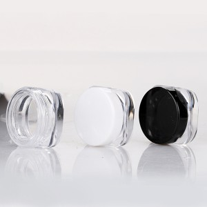 Factory Free sample Perfume Tester Bottles - 1g 3g 5g 10g 15g mini plastic powder jar nail powder plastic pot small  – Sich