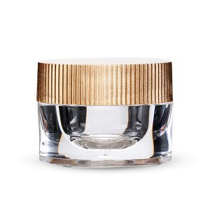 China Supplier Mini Cosmetic Jars - 10g Nail Color Gel Container Eye Cream Jar Cosmetic Sample Bottle – Sich