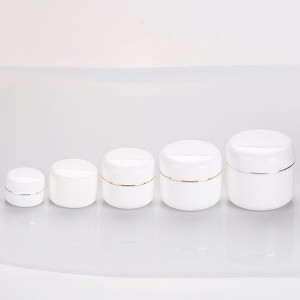 Big Discount Bueno Cream Jar - 5g 10g 15g 30g 50g OEM Accept Custom Eye Cream Container Face Cream Jar  – Sich