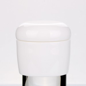 30g 50g plastic white pp gel polish jars beauty cosmetic cream container for nail glue