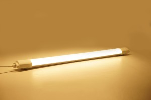 Selectable Color Temperature IP20 Batten Light with SAA Certification