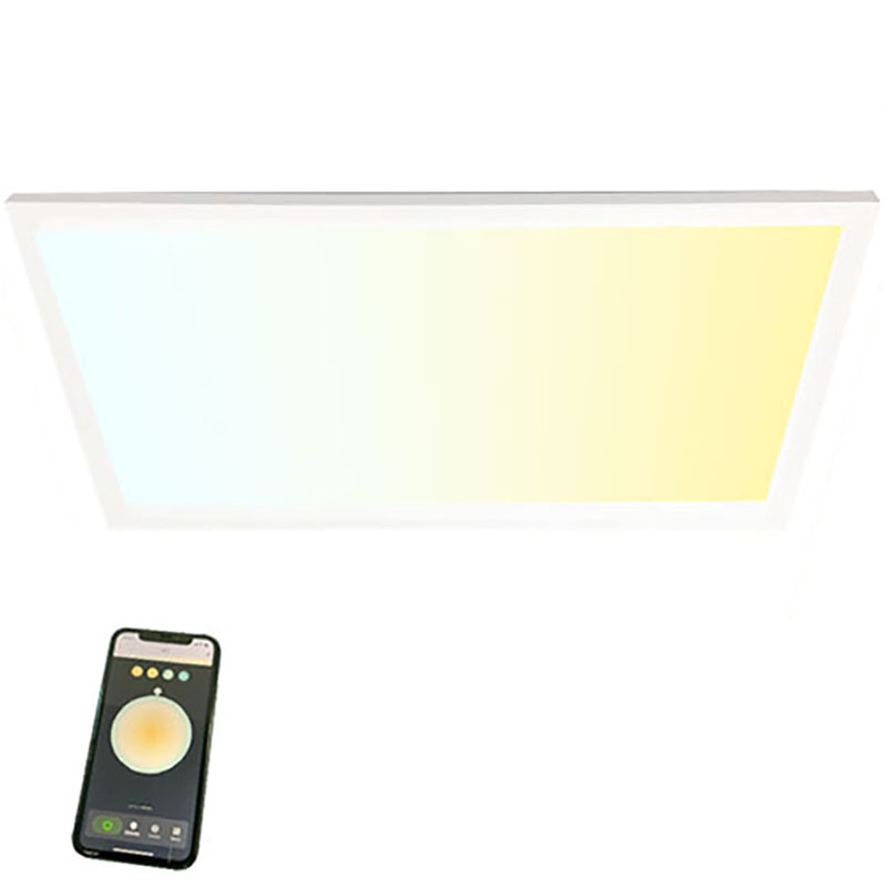 2020 High quality Dsi Panels - Tuya Smart 595×595mm Back-lit Panel Light – Simons