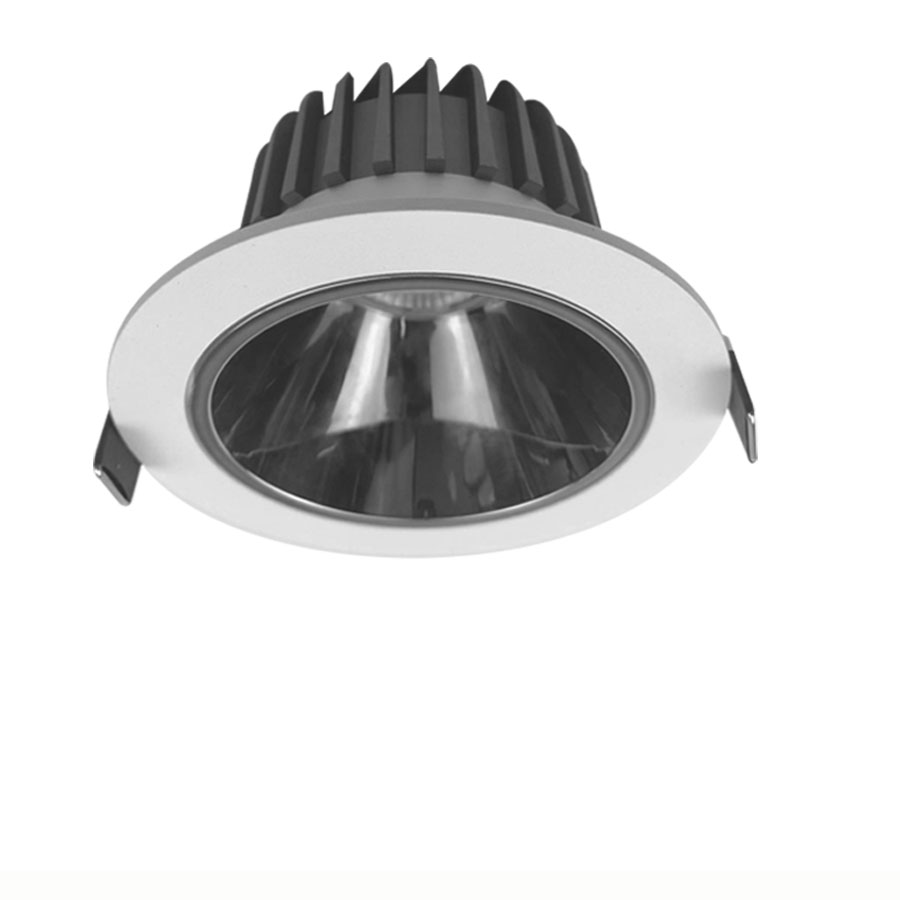 150mm Cut-out Deep Recessed  Downlight with Lens Featured Image