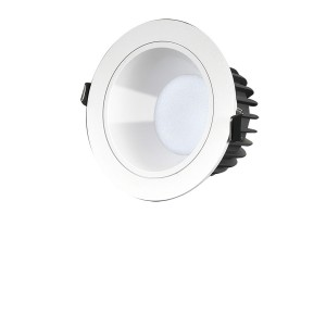 95mm Die-casting Aluminum Deep Recessed IP54 Downlight
