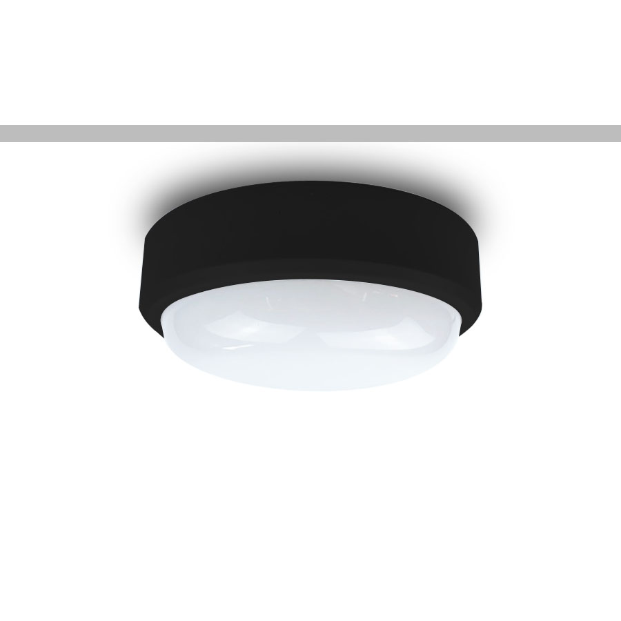 Manufacturer of Bathroom Ceiling Lights - IP65 LED Oyster with selectable colour temperature 3000K, 4500K, 6000K – Simons