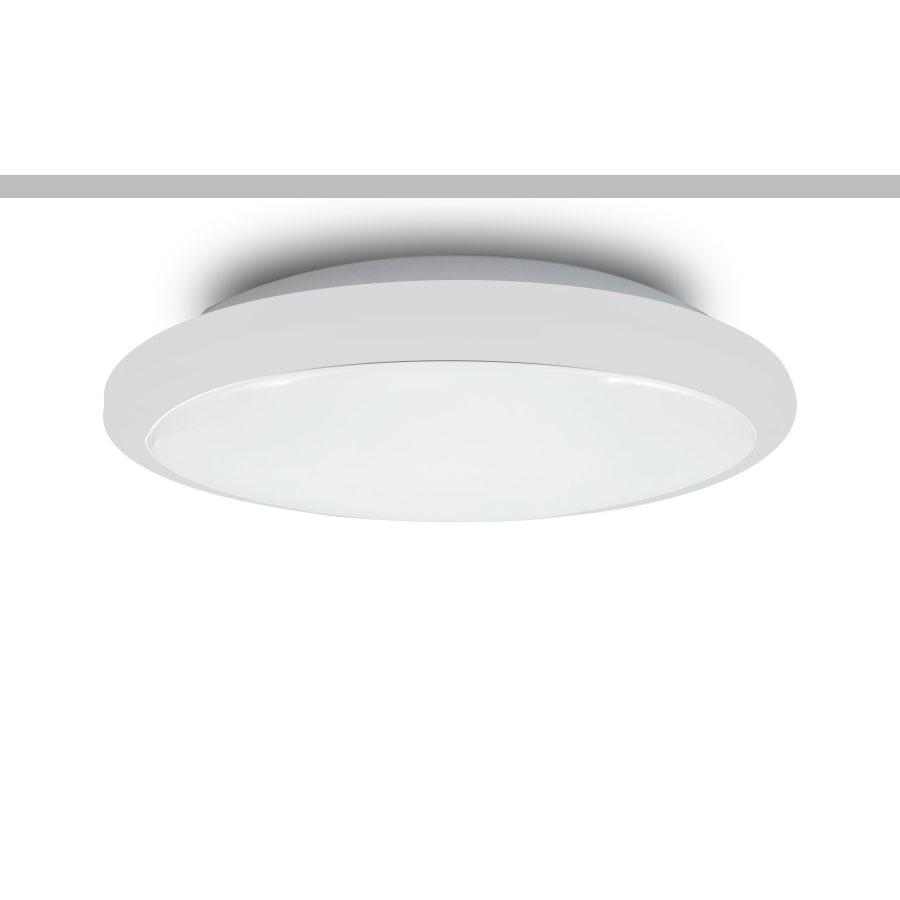 Special Design for Led Bathroom Ceiling Lights - 20-50W IP54 LED Oyster with 3-CCT Function  – Simons