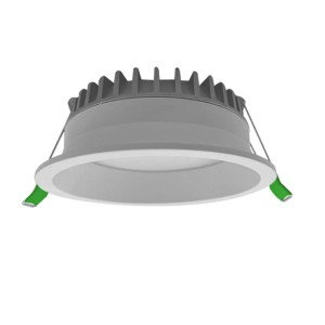 Recessed 168mm Cut-out 25 watt LED Downlight with Selectable Colour Temperature
