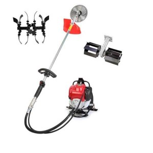 4 Stroke Petrol Professional Brush Cutter Grass