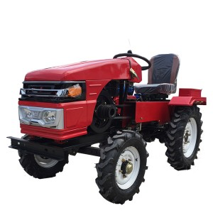 Hot sale Walking Tractor 18 Hp - Small farm mini tractor for sale – Zhicheng