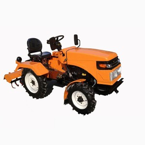 Cheap PriceList for Walking Two Wheel Tractor - 12hp 15hp 18hp 20hp 2 wheel drive small mini tractor price – Zhicheng