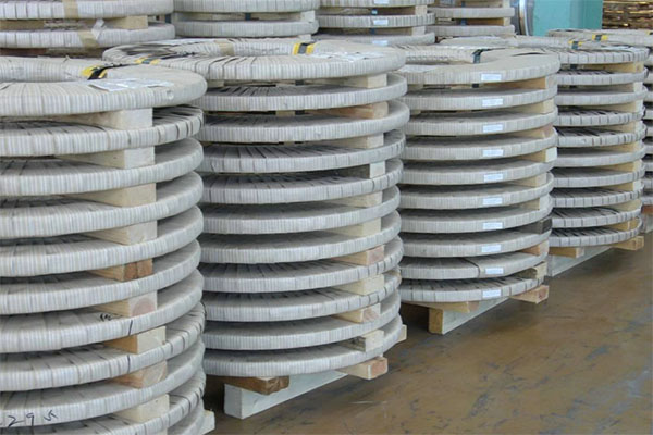 China 301 Stainless Steel Strip Suppliers - cold rolled stainless steel strip – Huaxiao