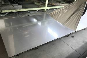 High quality Wuxi mill export SUS 304 stainless steel plate