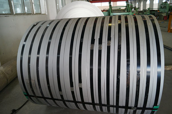 Wholesale Gold Colored Stainless Steel Pricelist - hot rolled stainless steel strip – Huaxiao