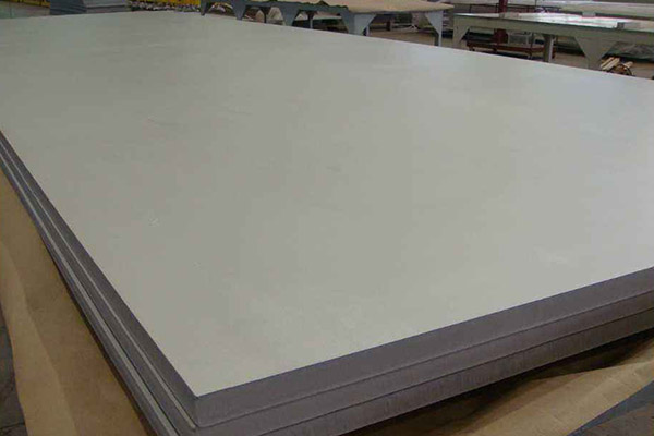 China Brushed Steel Plate Factories - 201 hot rolled stainless steel plate – Huaxiao
