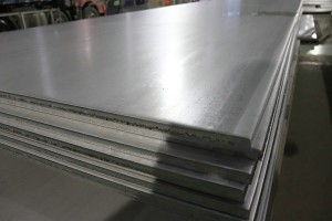 China 409 Steel Pricelist - NO.4 stainless steel sheets – Huaxiao