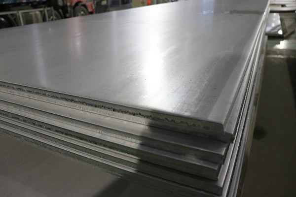 Chinese Professional 8 Mirror Finish Stainless Steel - NO.4 stainless steel sheets – Huaxiao