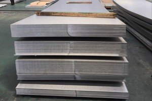 Wholesale Discount Stainless Floor Plate - 304 304L hot rolled stainless steel plate – Huaxiao