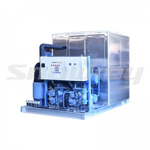 Chinese wholesale Industrial Ice Making Machine - Plate Ice Machine – Snowman
