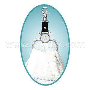 8 Year Exporter Leather Keychain - Others – Sjj