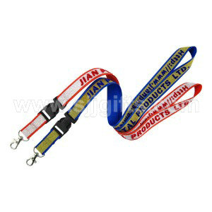 Luxury Lanyards – with flocking or hollow...