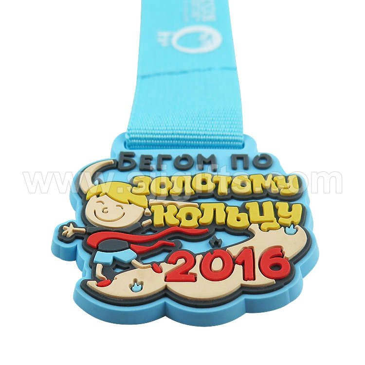 Soft PVC Medals Featured Image