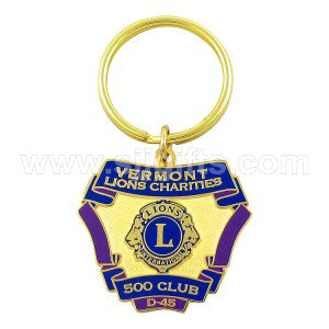 Factory For Printing Pins - Stamped Soft Enamel Keychains – Sjj