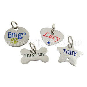 OEM Factory for Cheap Pin Badges - Pet ID Tags – Sjj