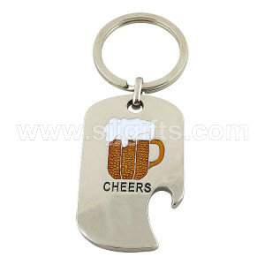 Factory Cheap Hot Golf Divot Tool - Bottle Opener Keychains – Sjj