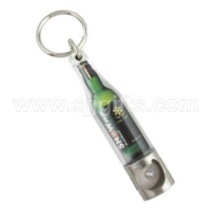 factory low price Promotional Keychains - Stainless Steel Bottle Openers – Sjj