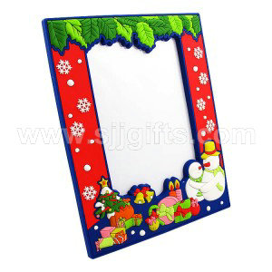 Chinese wholesale Clothing Label Maker - Soft PVC Photo Frames – Sjj