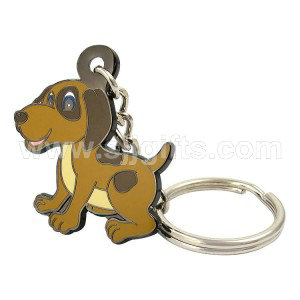 Factory wholesale Club Badges - Doggy Keychains – Sjj