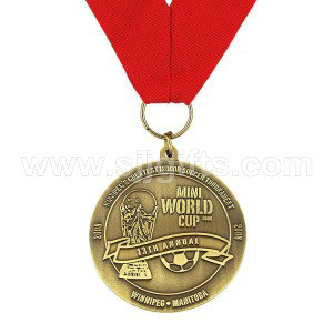 Factory directly China Free Design Cheap Custom Logo Wholesale Zinc Alloy Round 3D Gold Boxing Race Running Marathon Sports Award Souvenir Metal Medal with Neck Ribbon