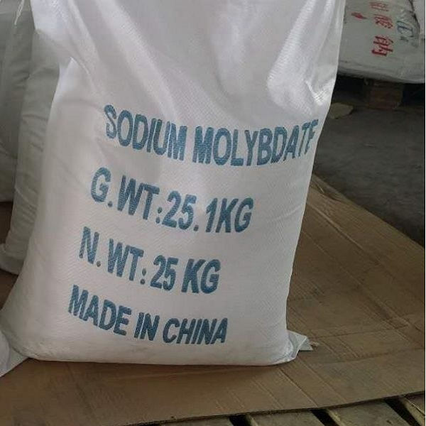 OEM China Food Additives List - SODIUM MOLYBDATE DIHYDRATE – CHEM-PHARM detail pictures