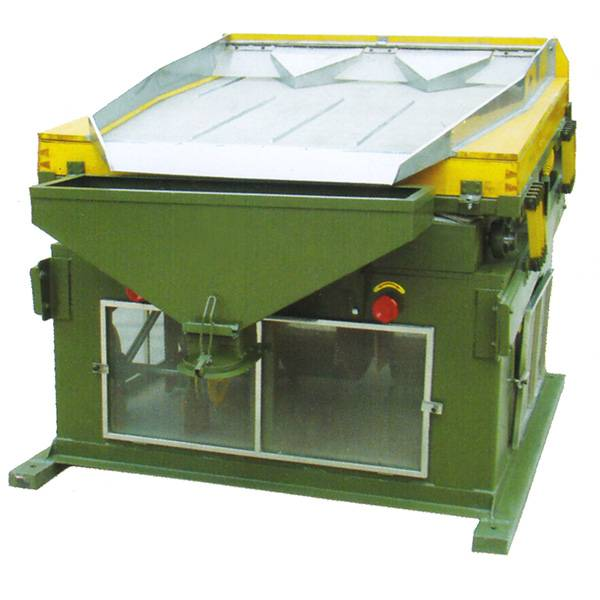 Good quality Pepper Seed Cleaning Machine - The QSC the proportion stoner series – Tefeng Featured Image