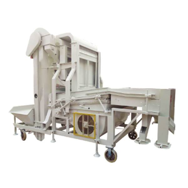Popular Design for Rice Grain Machine - Combined type specific gravity seed cleaner series – Tefeng