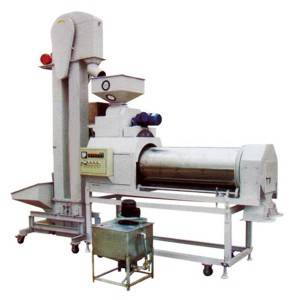 High definition Wheat Seed Cleaning Machine - Seed coating machine – Tefeng