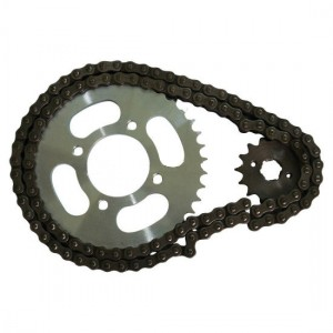 Motorcycle Chain Drive Sprocket