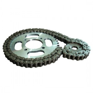 Reasonable price Classic Motorcycle Chains - Motorcycle Sprocket and Chain – Shuangkun