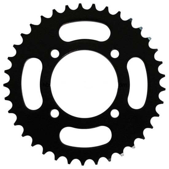 45#Steel Motorcycle Sprocket