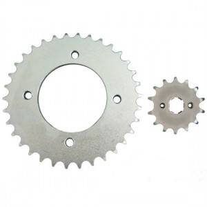 Factory source O Ring Motorcycle Chain - Motorcycle Sprocket Set – Shuangkun