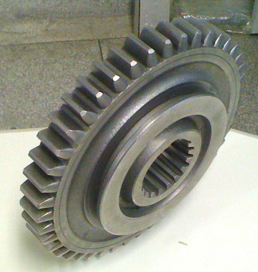 China wholesale Worm Spur Gear - Gear – Shuangkun detail pictures