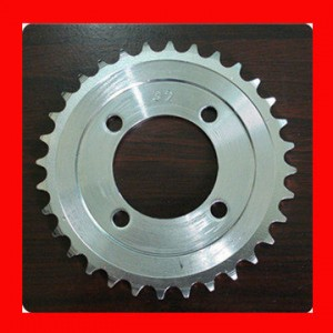 PriceList for Motorcycle Rear And Front Sprocket - Rear Sprocket for Motorcycle – Shuangkun