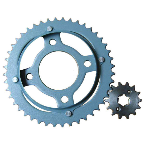 2020 New Style Motorcycle Custom Sprocket - High Quality with Best Price Motorcycle Chain Sprocket – Shuangkun