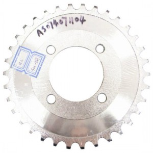 1045 Steel Top Quality Motorcycle Chain Sprocket