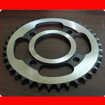 1045 Steel Top Quality Motorcycle Rear Sprocket