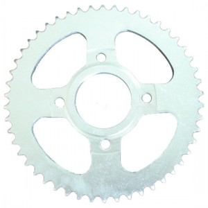 Hot Sale for Chain Wheel For Motorcycle - 1045 Steel Excellent Quality Motorcycle Chain Sprocket – Shuangkun