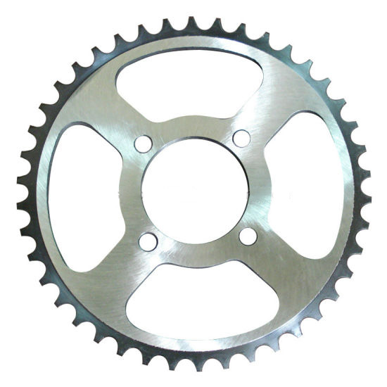 Manufacturing Companies for Motorcycle Final Drive Chain - Motorcycle Drive Sprocket – Shuangkun