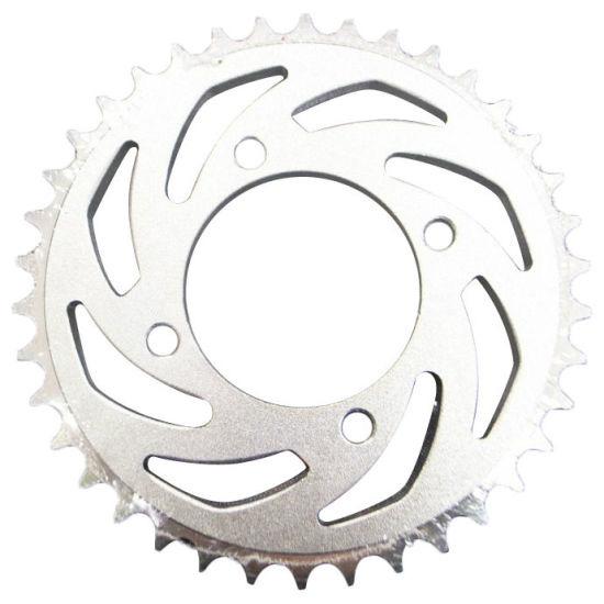1045 Steel Motorcycle Chain Wheel