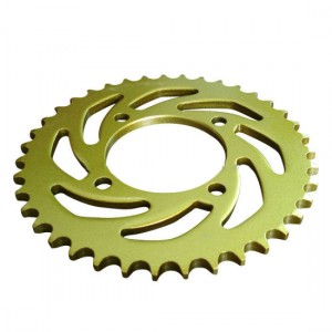 Good Wholesale Vendors Motorcycle Sprockets And Chain Kits - Motor Chain Sprocket Wheel – Shuangkun