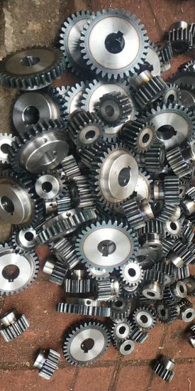 Factory Cheap Steel Spur Gears - Gear for Disposable Mask Machine – Shuangkun
